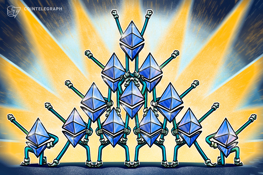 Ethereum could pave way for $100,000 Bitcoin, Bloomberg analyst asserts