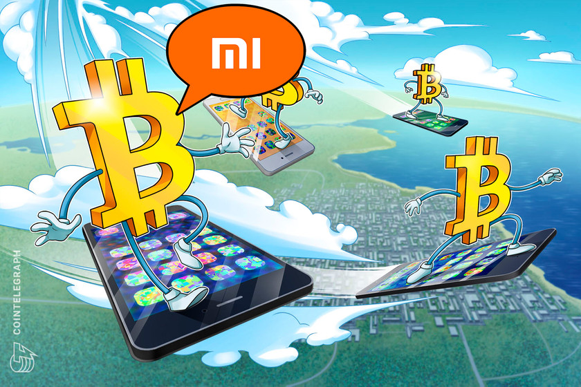 Xiaomi retailer in Portugal now accepts Bitcoin payments
