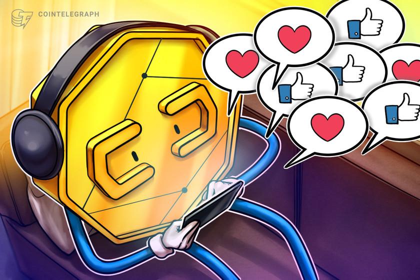 TikTok partners with crypto-powered music streaming platform Audius