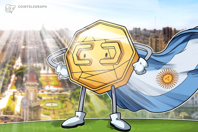 President of Argentina open to Bitcoin and a CBDC but central bank says no