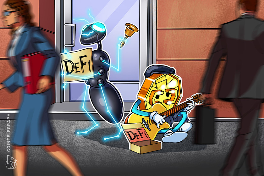 DeFi needs more tangible assets on-chain to see a successful future