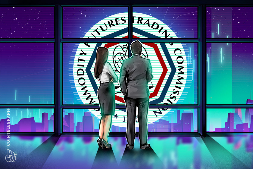 CFTC commissioner says agency has broad enforcement authority on crypto derivatives