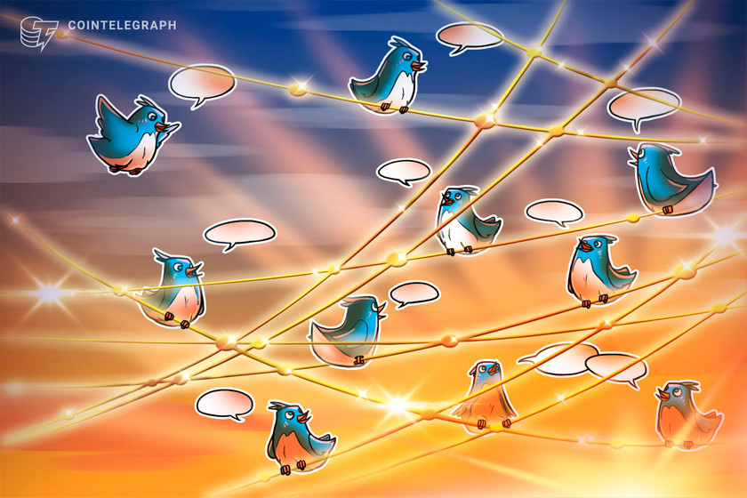 Crypto developer will lead Twitter's decentralized social media initiative