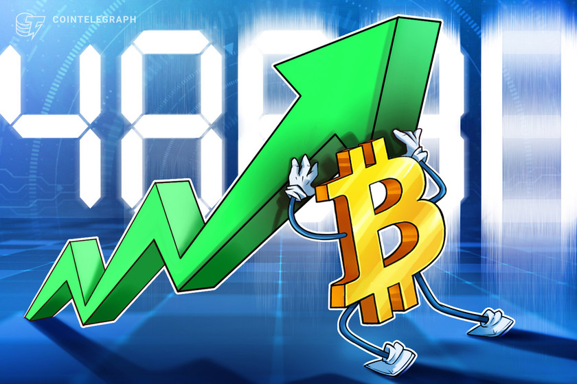 'Uber dovish' Fed sparks S&P 500 all-time high as analyst calls new Bitcoin impulse move