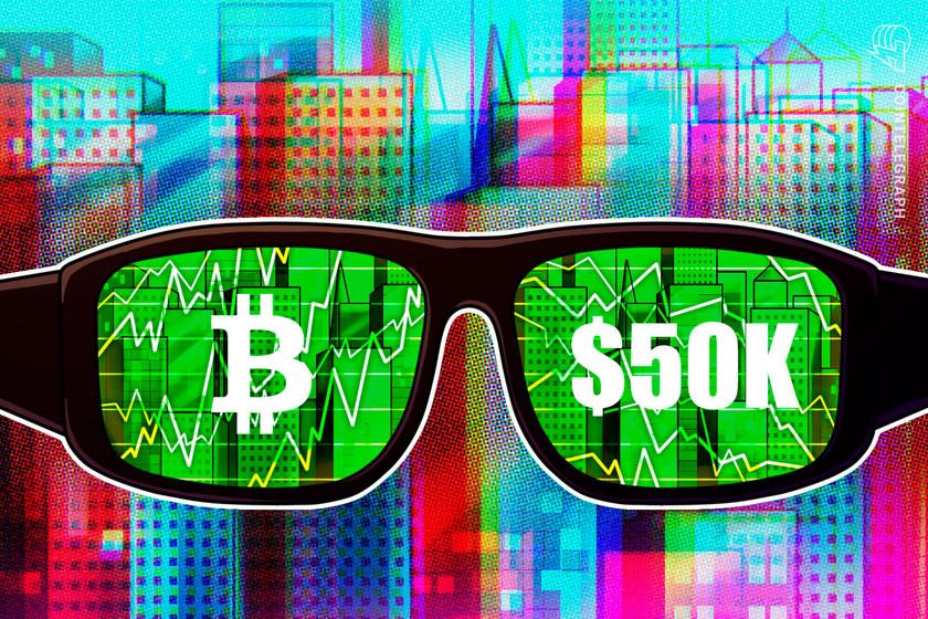 Bitcoin prepares for $50K showdown as futures traders turn 'modestly bearish' on BTC