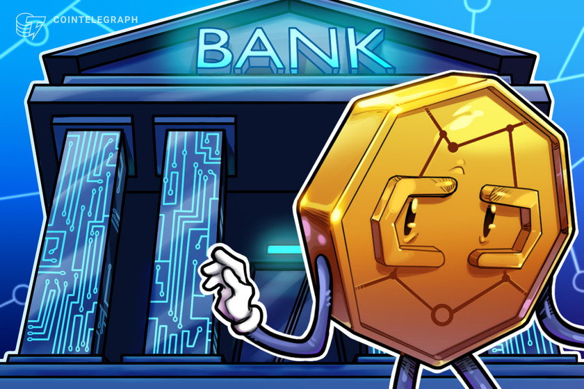55% of the world's top 100 banks reportedly have crypto and blockchain exposure