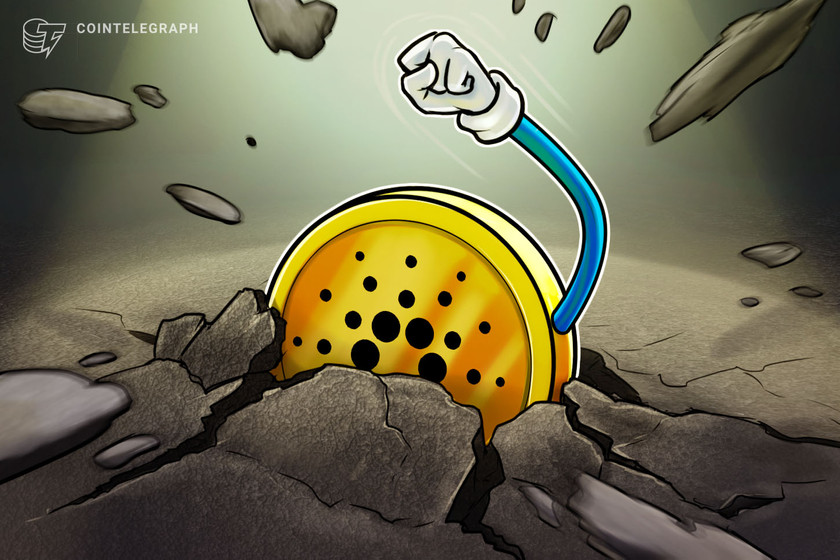 ADA hits $2 for the first time since May ahead of Cardano smart contract announcement