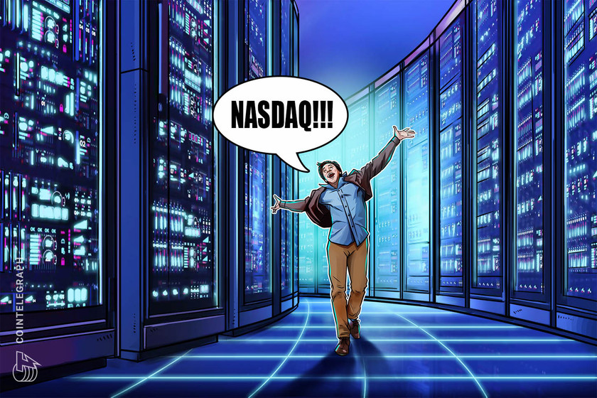Bitcoin miner Greenidge set for Nasdaq listing through merger