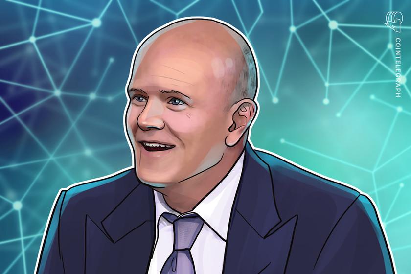 Bitcoin in 'good shape' as long as BTC price stays above $40K — Mike Novogratz
