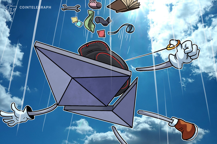 Ethereum forming a double top? ETH price loses 12.5% amid Evergrande contagion fears