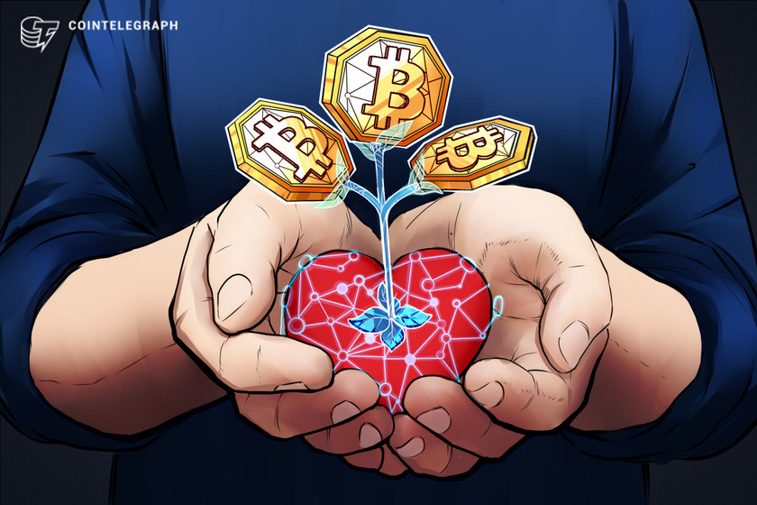 $16B charity provider enables Bitcoin donations via The Giving Block