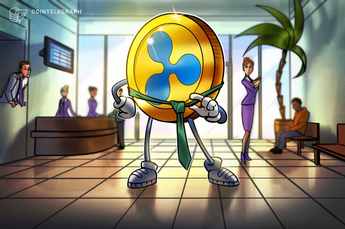 Non-Fungible Token (NFT) Collection - Ripple launches $250M fund for NFT creators