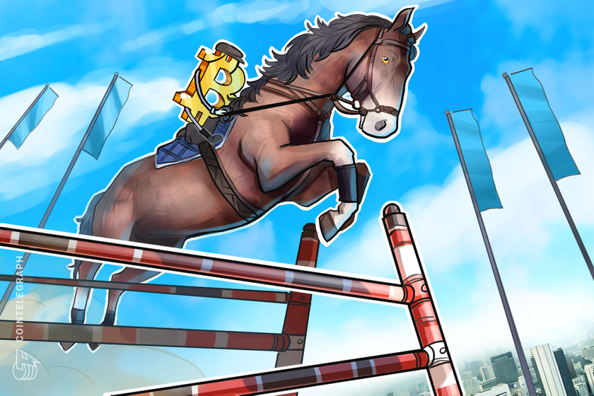 Bitcoin jumps toward K amid fears 5%-plus inflation is here to stay