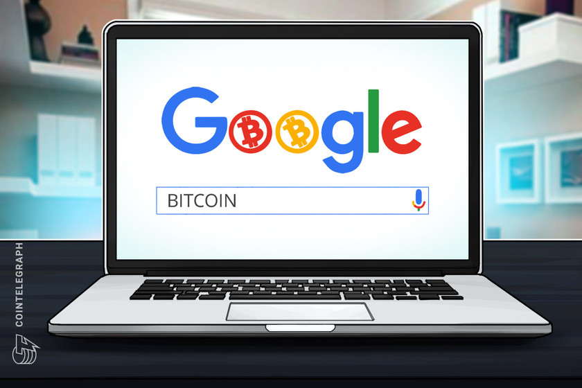 Google, the most popular Bitcoin trend indicator, turns 23