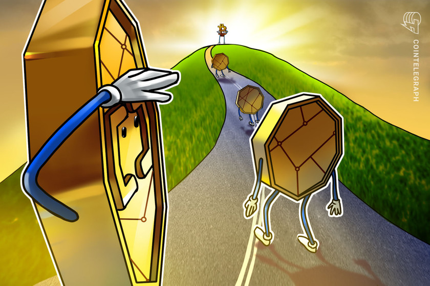 Altcoins book 50% gains after Bitcoin and Ethereum set a path to new highs