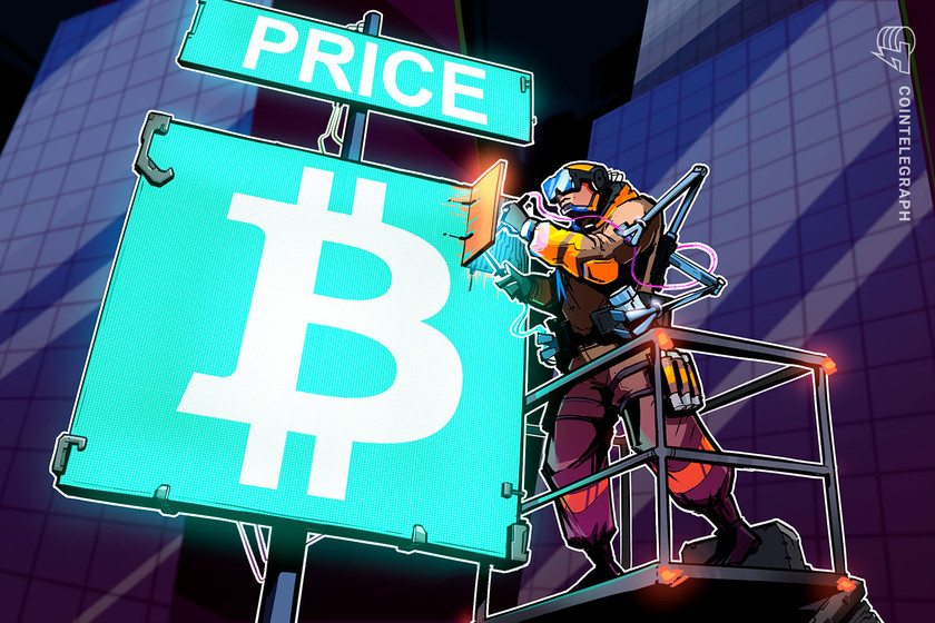 Bitcoin sheds 6% in battle for all-time high support amid falling funding rates