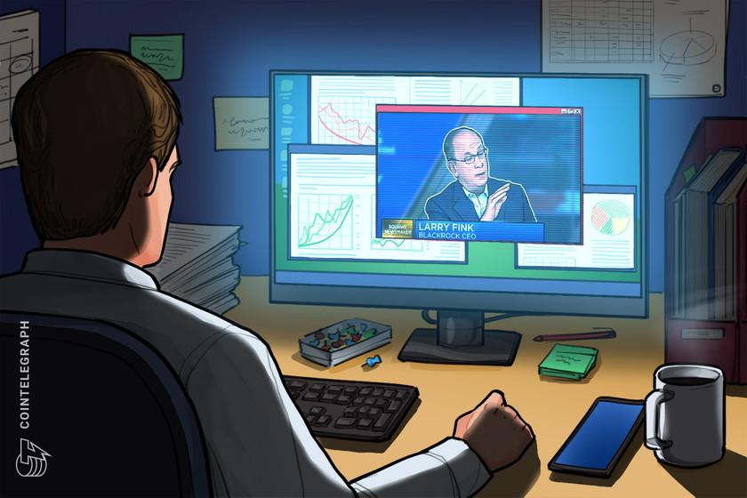 BlackRock Chairman 'more in the Jamie Dimon camp' on Bitcoin, praises crypto