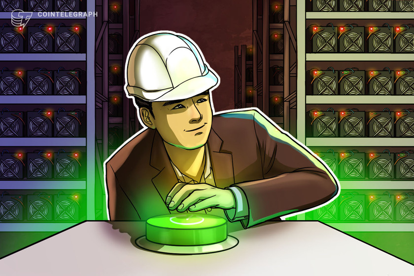 Powercrypto Holdings to launch BTC & ETH mining in Hong Kong