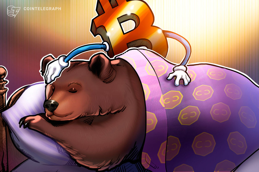 <div>'All bears will die' — Bitcoin metric prepares to flip green for the first time in 6 months</div>