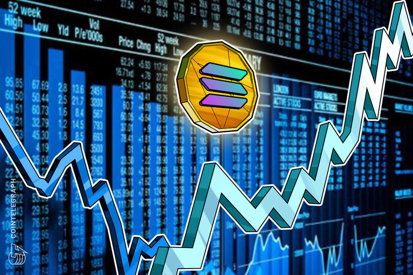 Solana gains over 26% in two days — $250 SOL price target next?