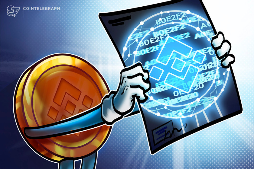 New proposal aims to raise Binance Coin value by burning BSC fees