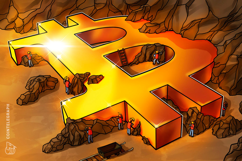 Hash rate and difficulty rebound shows miners have recovered from China exodus