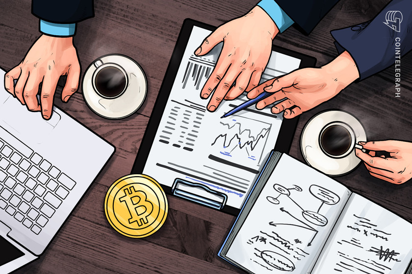 <div>Bitcoin hodling rate reaches 9-month high, boosting hopes of 'bull flag' rally to K</div>