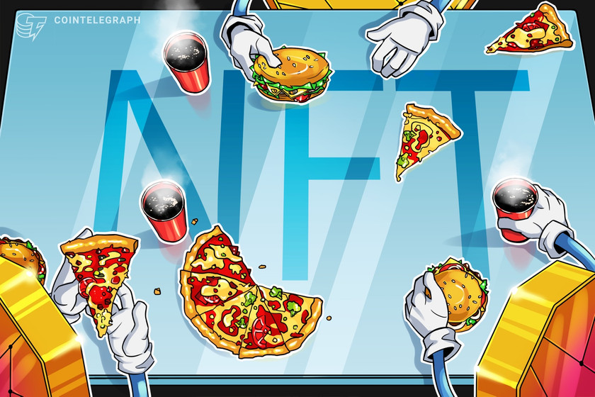 Non-Fungible Token (NFT) Collection - Would you like fries with that? Fast-food chains are serving up NFTs