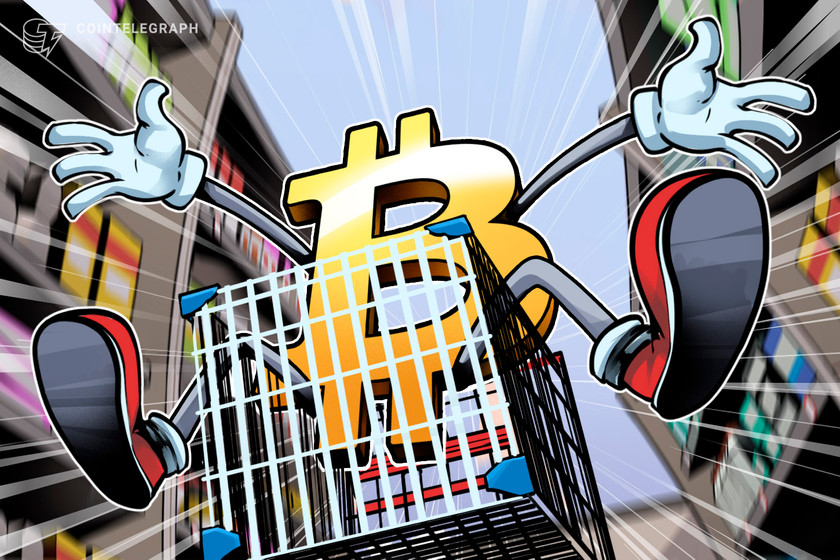 PayPal logs its largest Bitcoin volume since May BTC price crash