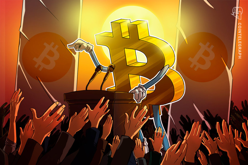 BTC price is up 50% since China 'selflessly' banned Bitcoin mining
