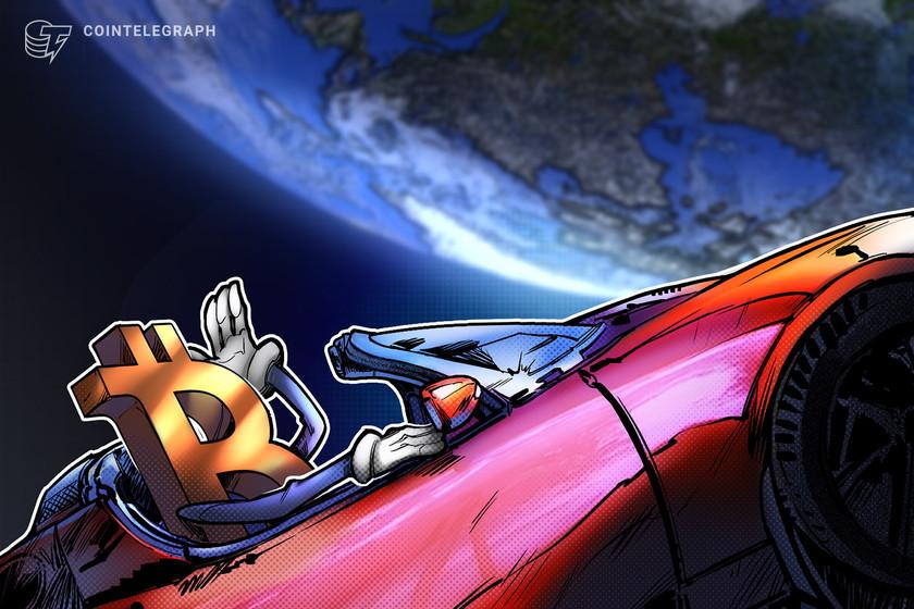 Elon Musk warns of 'strong inflationary pressure' as Tesla mulls Bitcoin payments