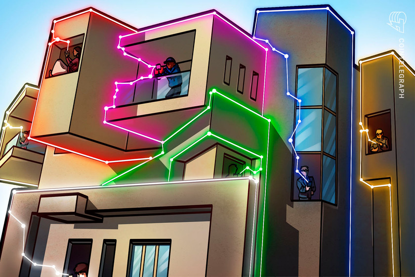 Blockchain brings the sharing economy to real estate investing