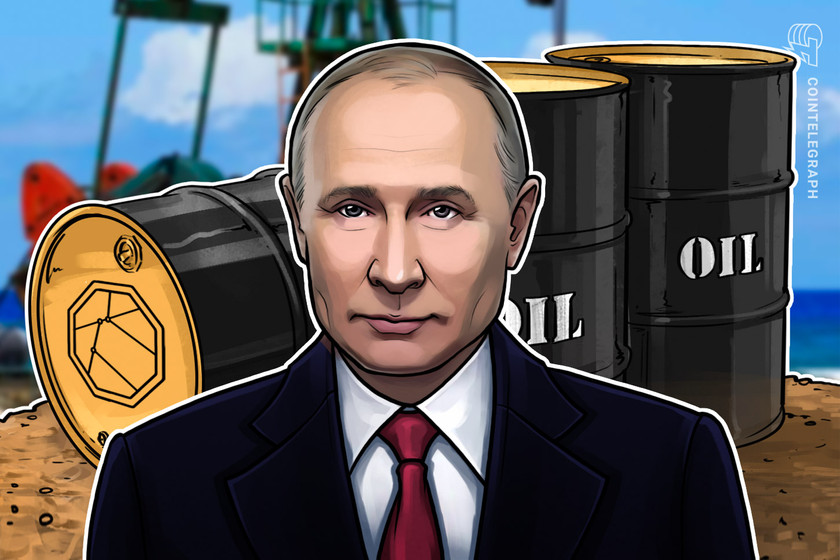 Too early to talk about using crypto for oil trading, says Putin