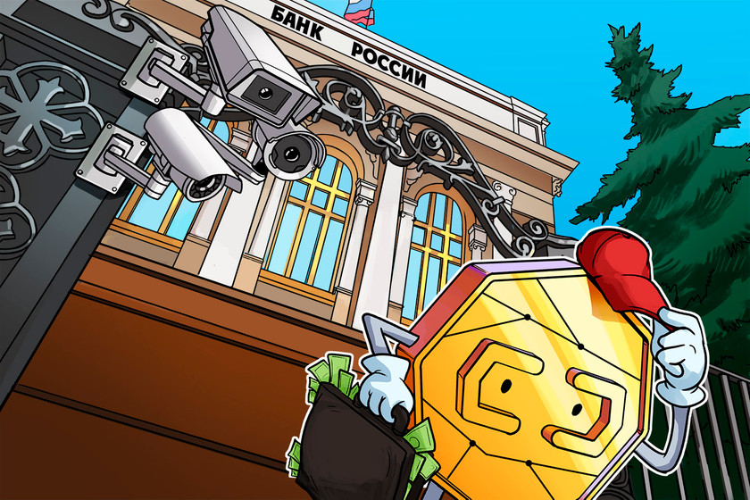 Bank of Russia to assess Bitcoin holdings volumes as $36M leave banks