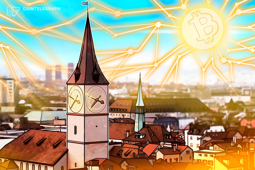 Bitcoin briefly flippens Swiss franc after rally to new ATH