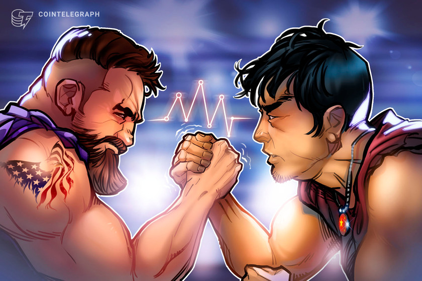 US Vs. China: who will win the digital currency war?