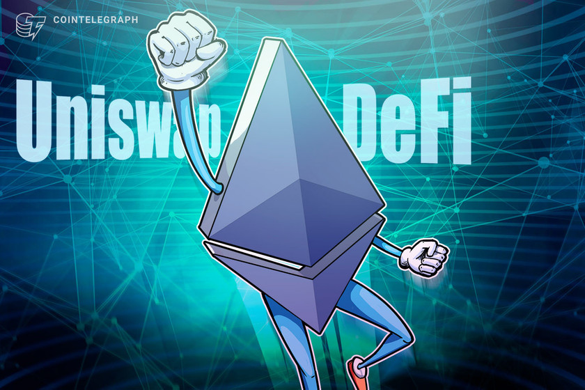 Soaring decentralized exchange volume suggests the DeFi craze is not over