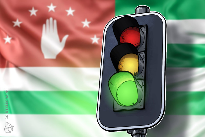 The President of Abkhazia lifts country's ban on crypto-related activities