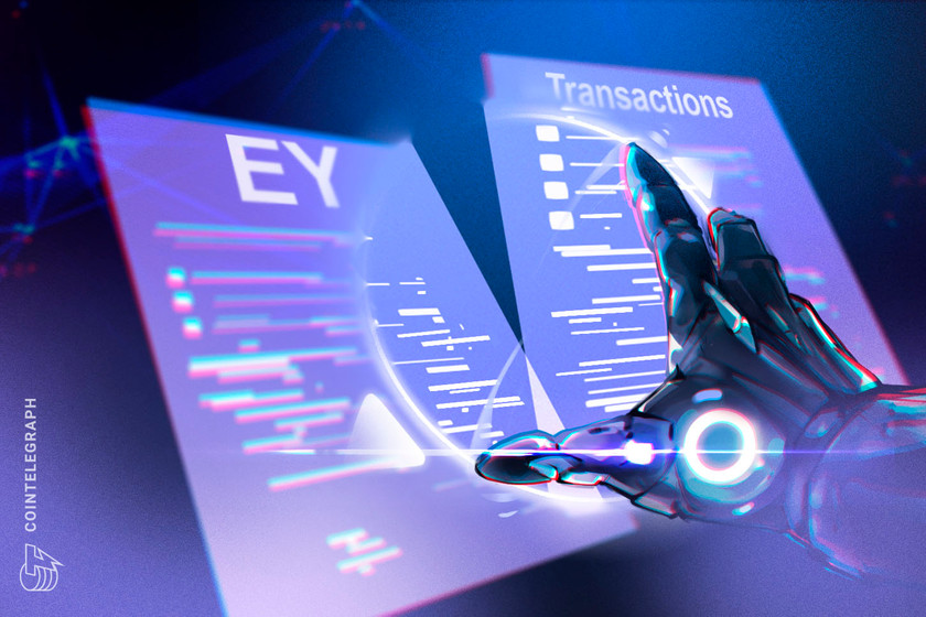 EY releases new tool for analyzing Bitcoin transactions and on-chain data