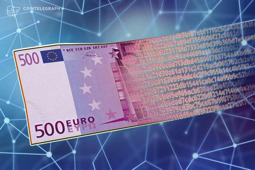 Blockchain firm Monerium thinks Europe 'already has' a digital euro