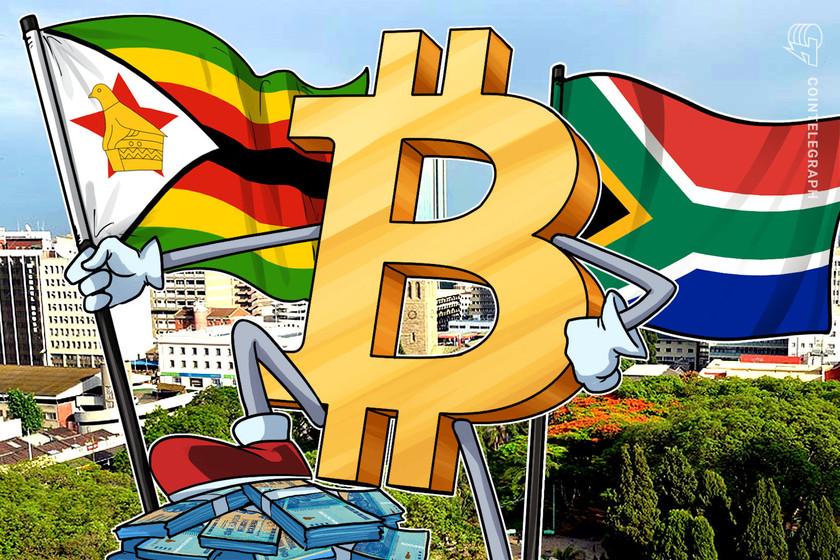 Lo Zimbabwe ripristina il commercio delle Criptovalute