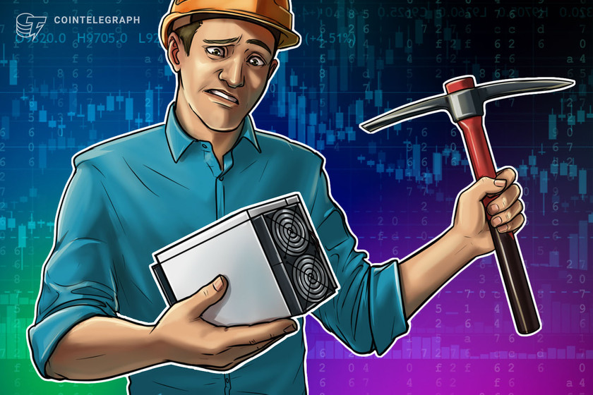 This crypto mining operator was named Bitmain's sole North American cooperative repair center