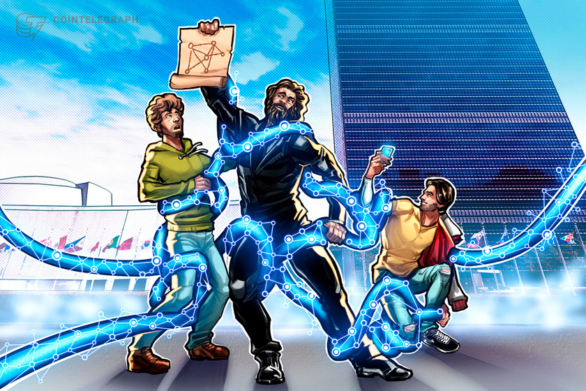 The UN's 'decade of delivery' needs blockchain to succeed