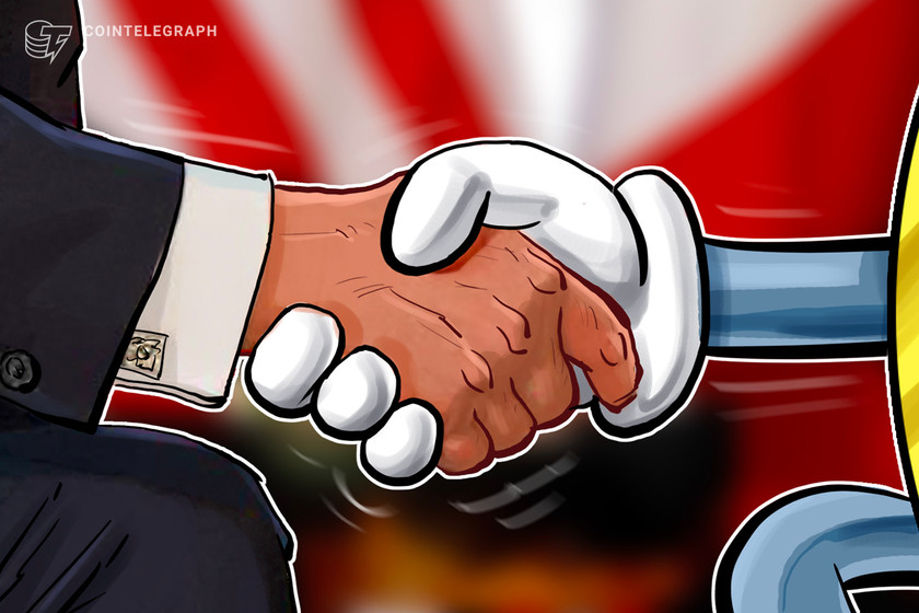 Visa, Goldman Sachs and Mick Mulvaney join leading blockchain trade association