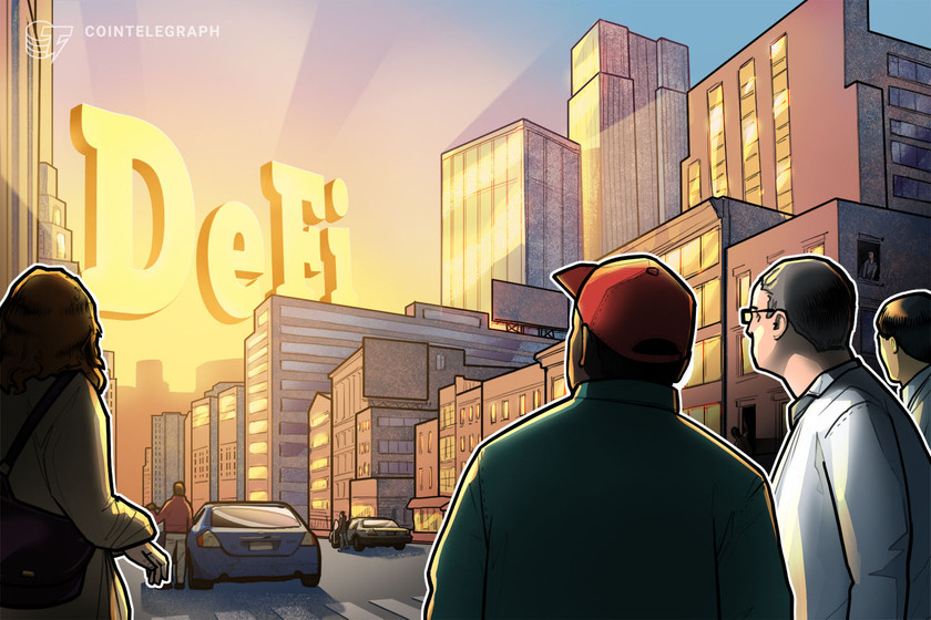 Billionaire UK newspaper owner calls DeFi technology 'revolutionary' https://cointelegraph.com/news/billionaire-uk-newspaper-owner-calls-defi-technology-revolutionary