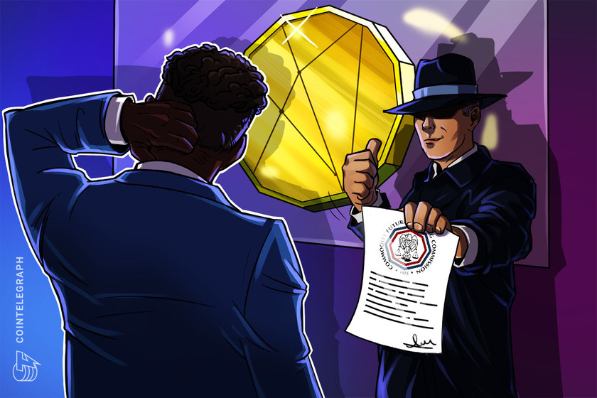 US crypto derivatives merchants need to leave customer funds alone, says CFTC