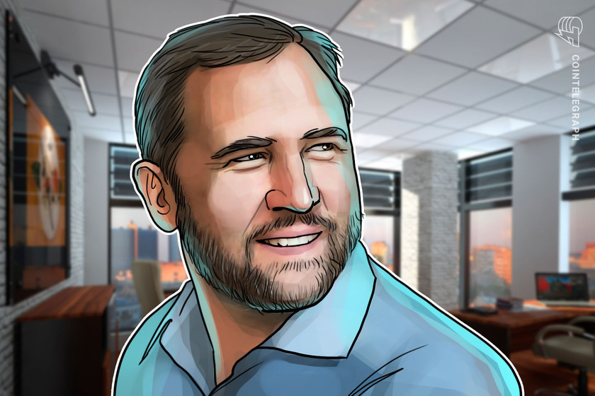Ripple CEO Brad Garlinghouse opposes Coinbase's 'no politics' policy